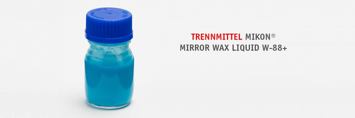 Trennmittel Mikon® Mirror Wax Liquid W-88+